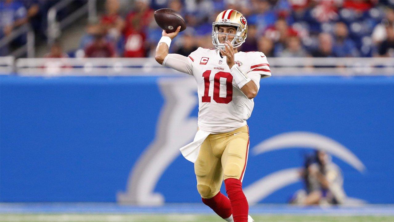 San Francisco 49ers vs Philadelphia Eagles Betting Preview: 49ers Visit Eagles in Battle of Week 1 Winners