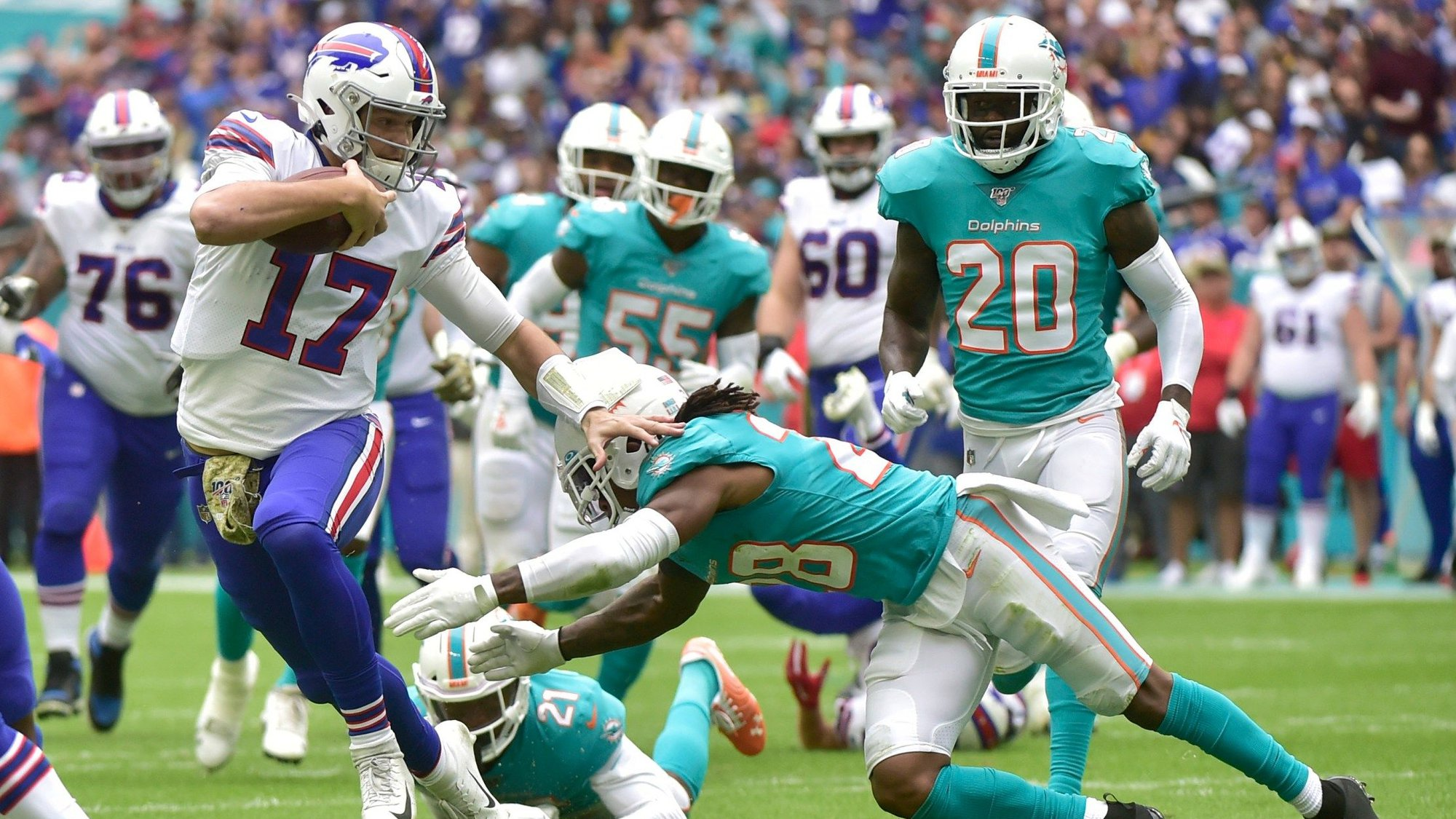 Buffalo Bills vs Miami Dolphins Betting Preview: Bills Look to Rebound and Assert Dominance in AFC East