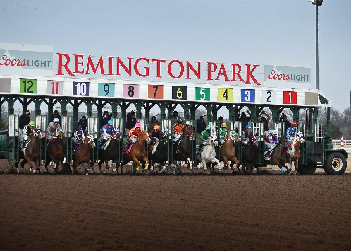 First post from Remington Park is 7:07 Central on Friday for Oklahoma Classics Day
