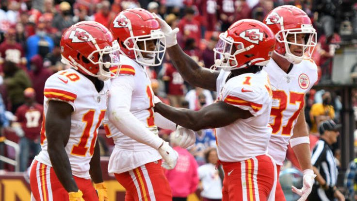 Kansas City Chiefs vs Tennessee Titans Betting Preview: Top AFC Matchup Should See Chiefs Move Above .500